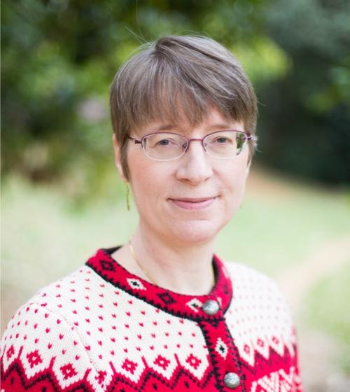 Dr. Naomi Nascimento, professional linguist